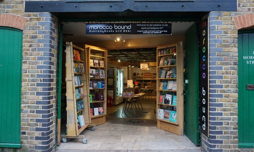 Will Bookshops Survive the Pandemic?